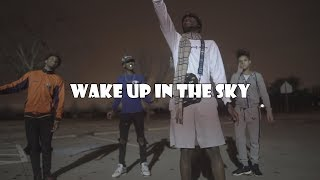 Gucci Mane Bruno Mars Kodak Black Wake Up In The Sky Dance Audio