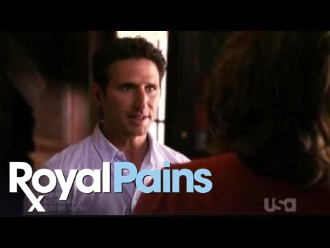 Royal Pains on USA Network - Strategic Planning June 18 (promo)