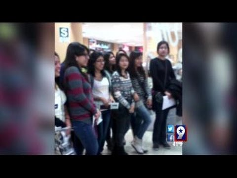 Exchange Students Working in Midland Claim Company Leaves Them Hungry, With Little Money (3-5-15)