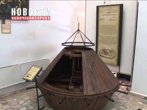 В Чебоксарах работает выставка изобретений Леонардо да Винчи