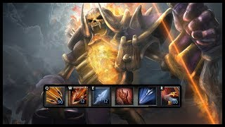 Dota 2 Mods | INFINITE LOOPING ATTACKS!! | Baumi plays Legends of Dota