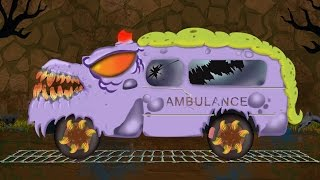 scary ambulance  formation and uses  Halloween vid