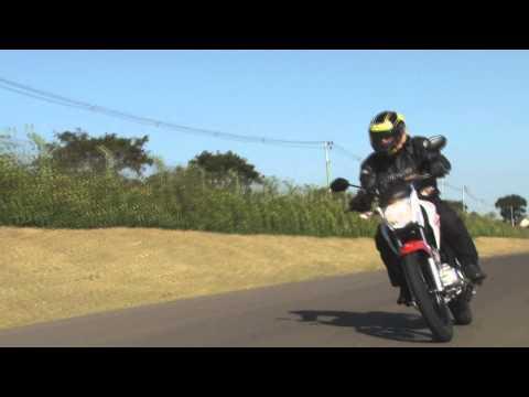 Test Ride CG Titan CBS 2015