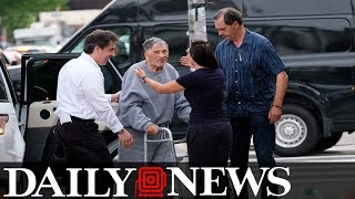 100 Year Old Mobster John Franzese Is Released From Federal Prison