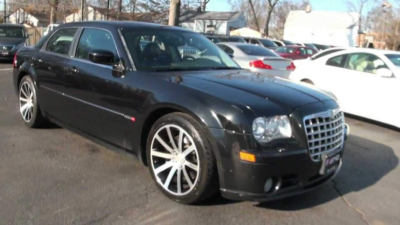 2006 Chrysler 300c Hemi Srt8 Youtube