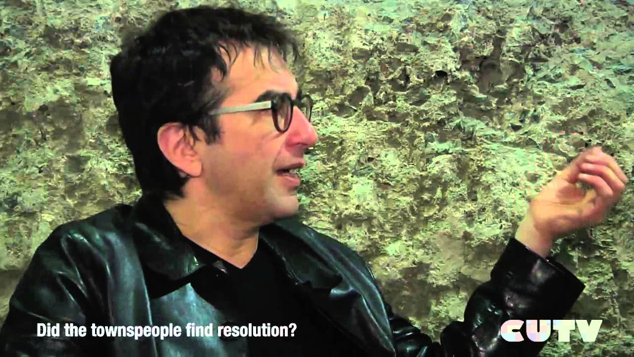 Interview with the film director Atom Egoyan