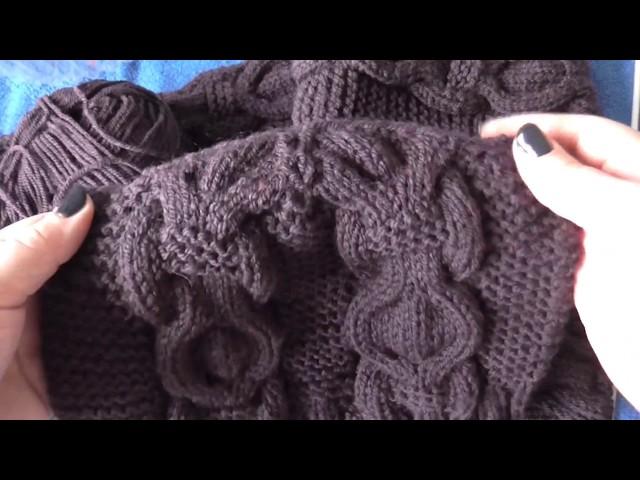 Вязание. Что вяжу? Почему не вышиваю?