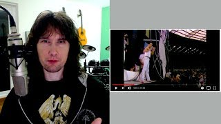 Download Lagu British guitarist reaction to Queen at LIVE AID. Why were they SO good? Gratis STAFABAND