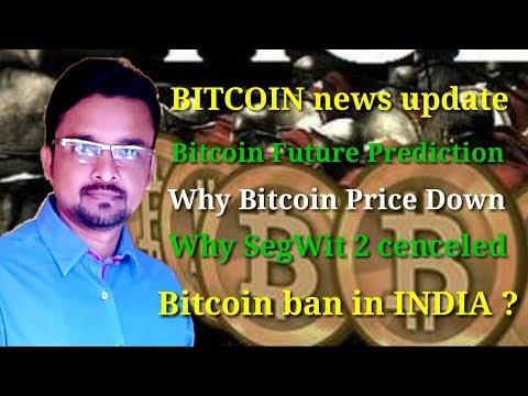Bitcoin News Update ! Bitcoin BAN news in India ! What will be Bitcoin Future ? [Hindi]