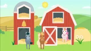 Farm Animals For Kids Sago Mini Farm Game Pretend Play Farm For Kids Learn Farm Animals