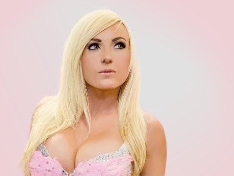 Speed Painting - Jessica Nigri ( photoshop cs6 portrait )