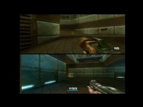 Quake II Nintendo 64 Gameplay_1999_06_30_2