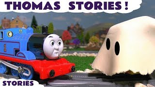 Thomas and Friends Funny Games with Play Doh Stop Motion Toy Trains & Tom Moss TT4U
