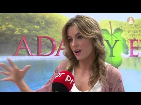 Mónica Martínez: 'En 'Adán y Eva' tu única misión es conocer a la otra persona'