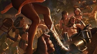 [Первый Взгляд] Age of Conan: Unchained