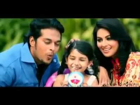 Ek Jibon 2 Title Song Shahid Shuvomita - Bangla Song 2013 video