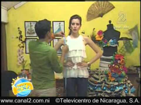 Vestuario de Miss Nicaragua Rumbo a Miss Universo Parte 2