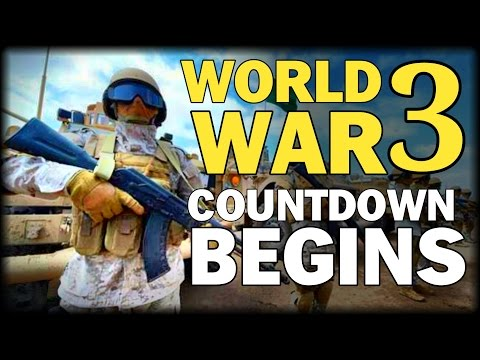 WORLD WAR 3 COUNTDOWN BEGINS AS 350,000 TROOPS AMASS FOR SYRIAN INVASION