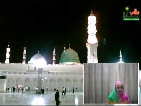 Nuzhat Kazmi(indian Naat Khwan) Top Rated Hamdpraise Of God video