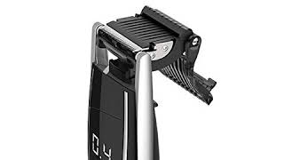 ConairMAN Super Stubble Ultimate Flexhead Trimmer; Razor-Sharp Etched Blade..