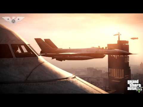 Grand Theft Auto V - New Screenshots (GTA 5)