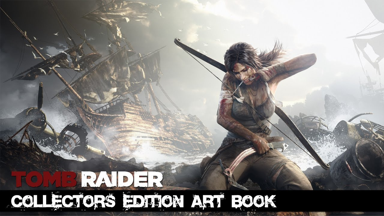 Tomb Raider 2013 Survival Edition Tomb Raider 2013 Collector's