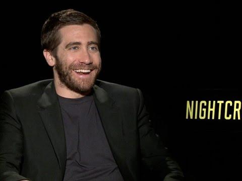 Jake Gyllenhaal Talks 'Nightcrawler'