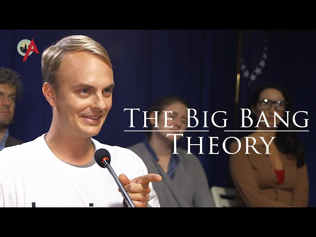 Who Watches The Big Bang Theory? (Congressional Hearings)
