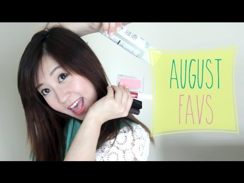 AUGUST FAVS 2014
