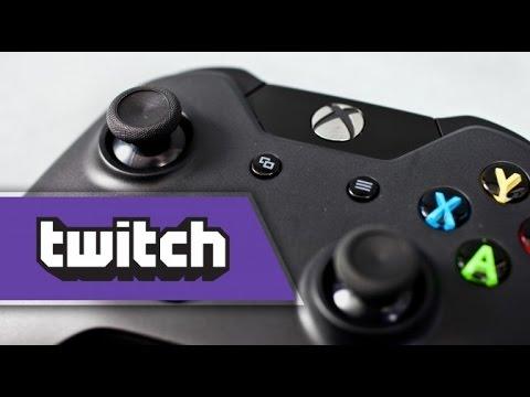 TUTO - Comment faire un Live avec Twitch sur Xbox One ! [FR]