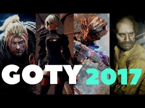 Top 5 PS4 Games Of The Year 2017