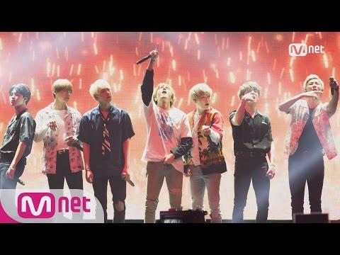 [KCON NY] BTS-FIRE 160630 EP.481ㅣ KCON 2016 NY×M COUNTDOWN