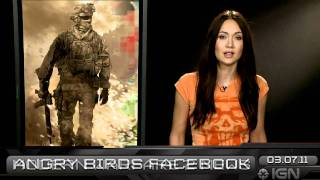 Pokemon Black and White Launch & Modern Warfare 2 Patch - IGN Daily Fix, 3.7.11