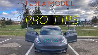 Tesla Model 3 - PRO TIPS Vol.4