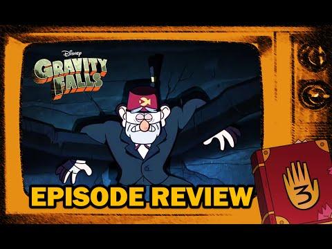 Review   Gravity Falls