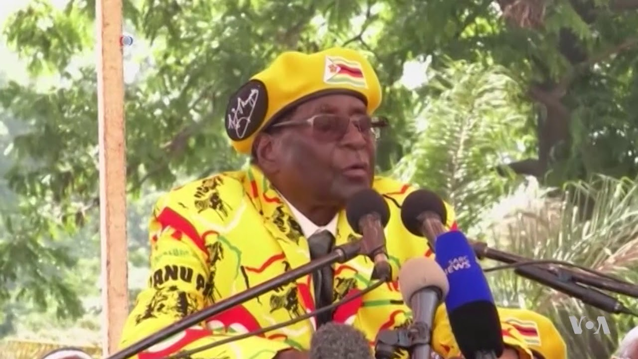Military Takeover Brings Apparent End of Robert Mugabe's Rule Over Zimbabwe