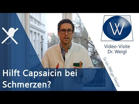 Hilft Capsaicin bei Schmerzen? Qutenza Schmerzpflaster bei Verspannungen, Nervenschmerzen, Rheuma