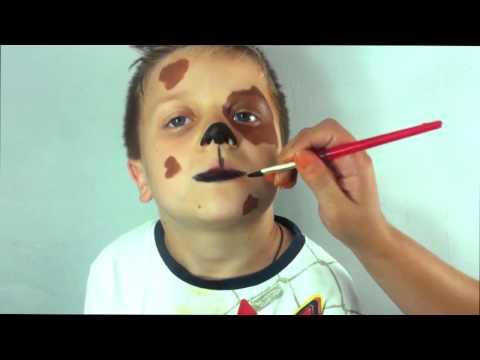 Видео как нарисовать аквагрим