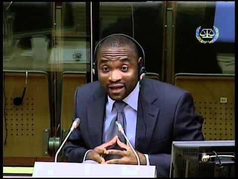 Affaire Germain Katanga et  Mathieu Ngudjolo Chui : procès, témoin, 3-14 octobre 2011
