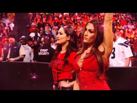 ♩♪ ♫ Bella Twins Fight Song ♩♪ ♫