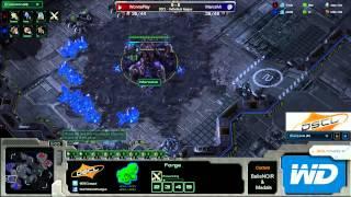 DSCL IL - [Drz] WonnaPlay vs. Marcelvk - Game 1