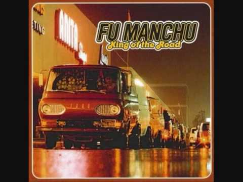 Fu Manchu - Over The Edge