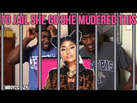 Nicki Minaj - Barbie Tingz (Lyric Video)(Reaction) MP3