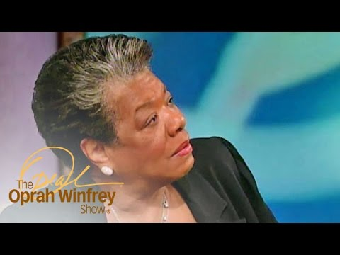 Maya Angelou's Unexpected Reaction to 9/11 | The Oprah Winfrey Show | Oprah Winfrey Network