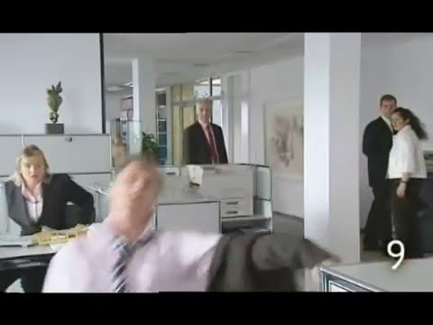 Kesslers Knigge - 10 Coisas - Primeiro Dia de Trabalho