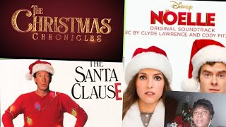 My top 3 christmas movies for 2019