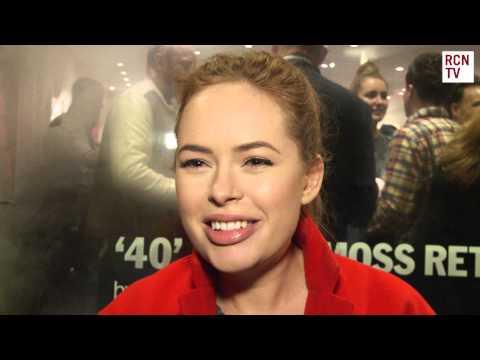 Kate Moss 40 Retrospective Launch Interviews