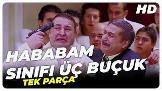 Hababam Sınıfı Üç Buçuk | Türk Filmi Tek Parça (HD)