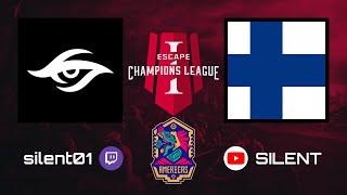 ECL - Secret vs Suomi - 2vs2 America 4tos de final en vivo!