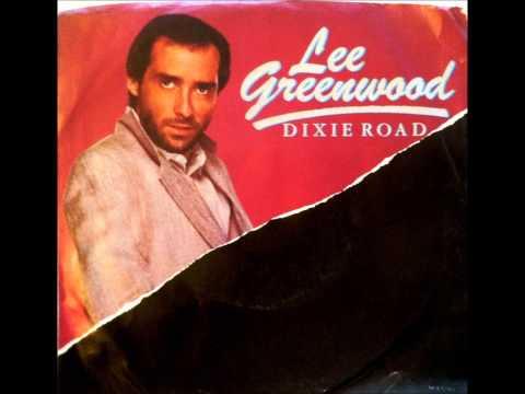 Dixie Road , Lee Greenwood , 1985 Vinyl 45RPM